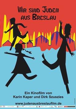 Wir sind Juden aus Breslau Poster