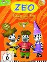 Zeo - Piraten und Feen und weitere fantastische Abenteuer Poster