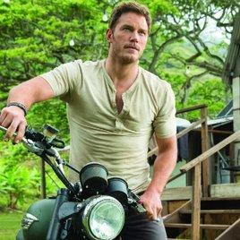 """Für diesen Film war """"Jurassic World""""-Star Chris Pratt zu fett"""