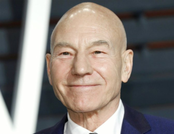 Patrick Stewart The Emoji Movie Poop