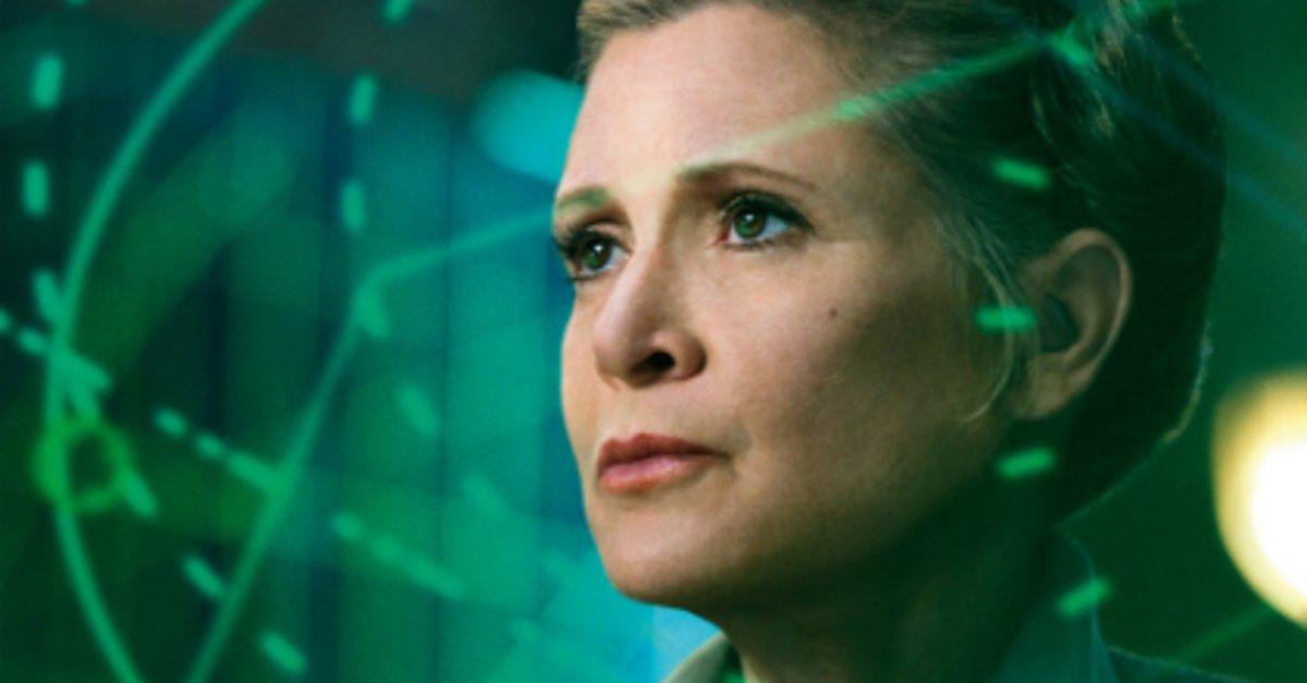 Entscheidung Gefällt So Geht Es Wirklich Mit Prinzessin Leia Weiter