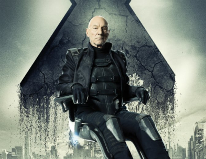 Professor X Days of Future Past Charles Xavier Patrick Stewart