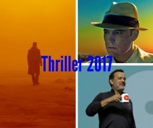 Die vielversprechendsten Thriller 2017 - Live by Night, Blade Runner 2049 & Co.