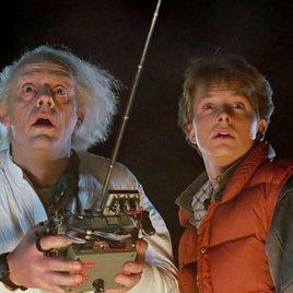"""""""Zurück in die Zukunft"""" als blutiger Thriller - Hier ist das geniale Video!"""