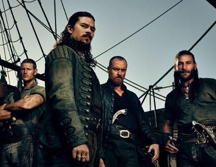 Black Sails Staffel 3 Start