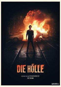 Die Hölle - Inferno Poster