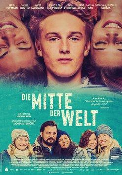 Die Mitte der Welt Poster