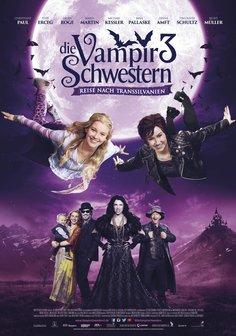 Die Vampirschwestern 3 - Reise nach Transsilvanien Poster