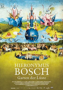 Hieronymus Bosch - Garten der Lüste Poster
