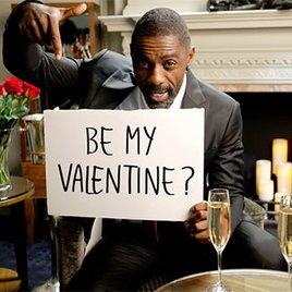 Idris Elba bietet romantisches Date für guten Zweck
