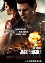 Jack Reacher: Kein Weg zurück Poster