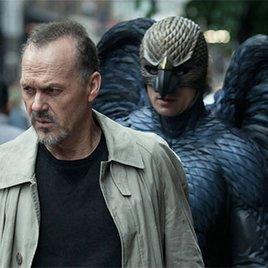 Michael Keatonmacht den Superschurken für Geld