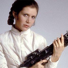 Prinzessin Leia soll digital wiederauferstehen