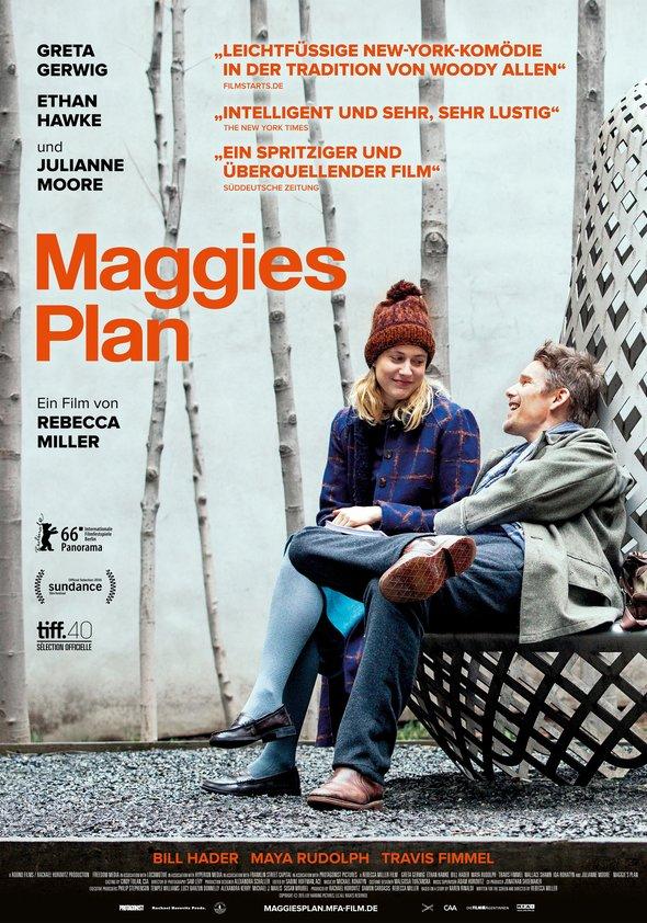 Maggies Plan Poster