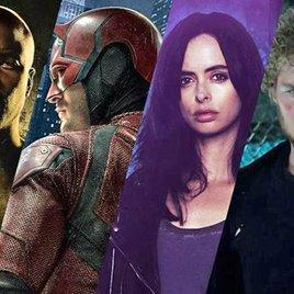"""First Look zu """"Marvel's The Defenders"""" - Die neue Superhelden-Serie von Netflix"""