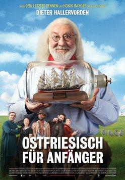 Ostfriesisch für Anfänger Poster