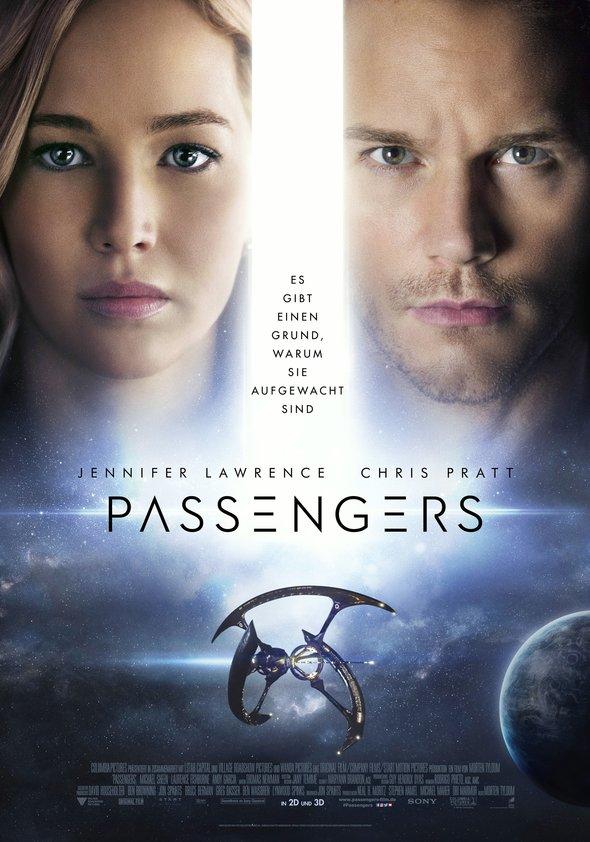 Plakat: PASSENGERS