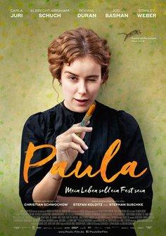 Plakat: PAULA