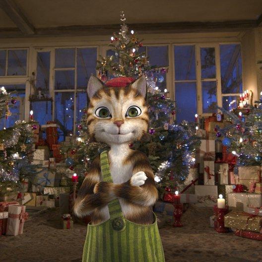 Pettersson & Findus: Das schönste Weihnachten überhaupt - Trailer Poster