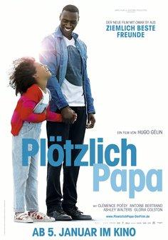 Plakat: PLÖTZLICH PAPA