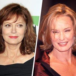 Jessica Lange und Susan Sarandon: Hollywood schmeißt seine Stars weg