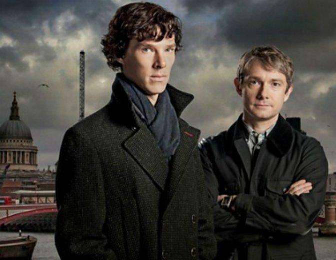 Sherlock Bbc Staffel 3
