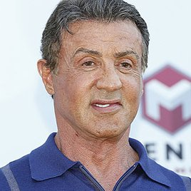 Sylvester Stallone kann auch ganz anders