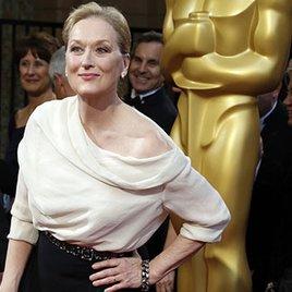 Hollywood stärkt Meryl Streep den Rücken