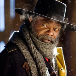 The Hateful 8 - Trailer Poster