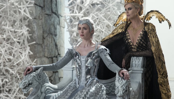 The Huntsman & the Ice Queen - Trailer Poster