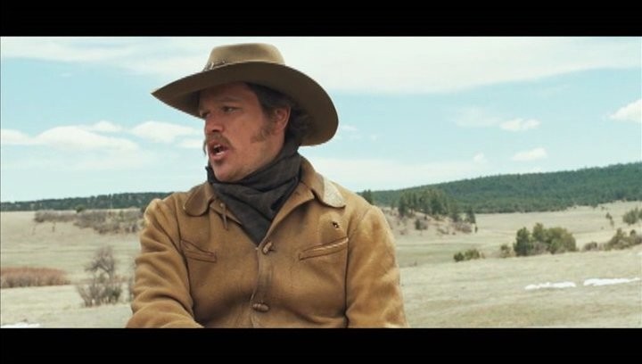 True Grit - Trailer Poster