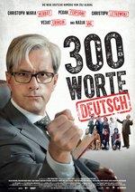 300 Worte Deutsch Poster