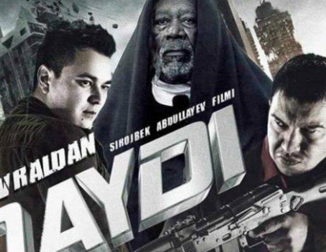 Daydi Morgan Freeman Plakat Poster