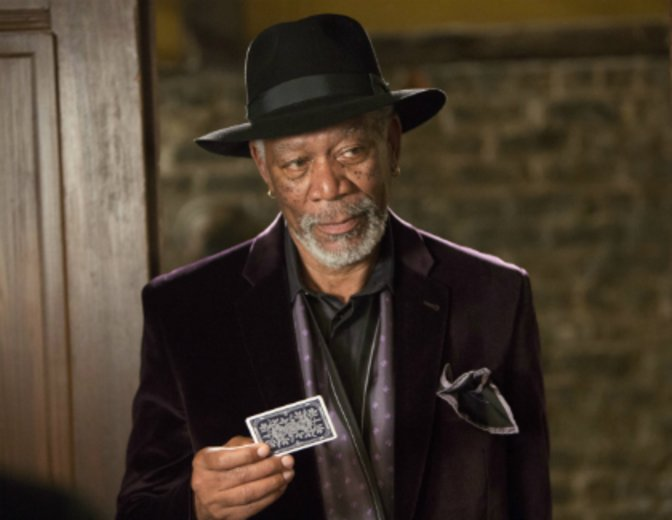 Die Unfassbaren Now You See Me Morgan Freeman
