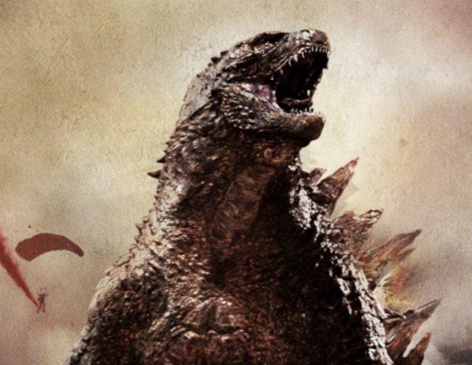 Godzilla 2014 King Kong