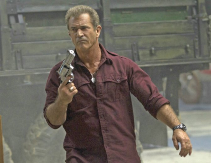 Mel Gibson Expendables 3 Suicide Squad 2