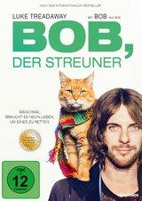 Bob, der Streuner Poster