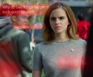 """Im exklusiven Trailer verläuft sich Emma Watson in """"The Circle"""""""