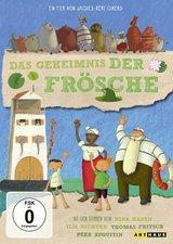 Das Geheimnis der Frösche Poster