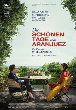 Die schönen Tage von Aranjuez Poster