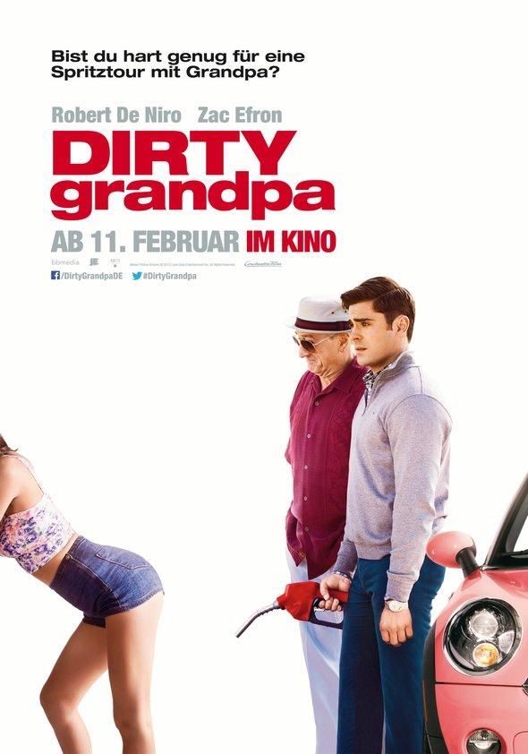 Dirty Grandpa Poster