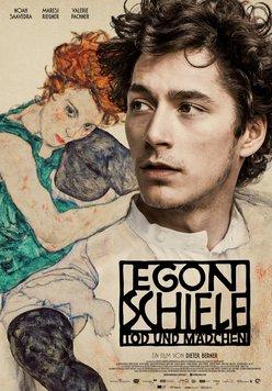 Egon Schiele - Tod und Mädchen Poster