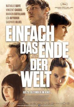 Einfach das Ende der Welt Poster