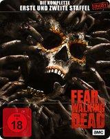 Fear the Walking Dead - Die komplette erste und zweite Staffel Poster