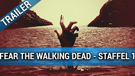Fear The Walking Dead Staffel 1 Poster