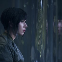 Ghost in the Shell - Trailer Poster