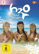 H2O - Plötzlich Meerjungfrau: Der Spielfilm zur 3. Staffel Poster