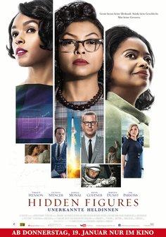 Hidden Figures - Unerkannte Heldinnen Poster