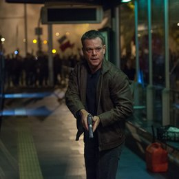 Jason Bourne - Trailer Poster