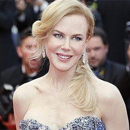 Nicole Kidman geht ins Wasser